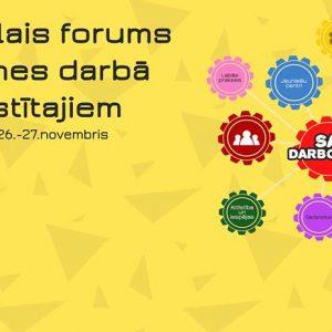 """CMC attīsta reģionālo sadarbību forumā """"(SA)DARBOJIES!"""""""