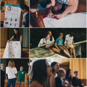 """Projektā """"Brīvprātīgais aktīvists"""" jaunieši attīsta zināšanas un prasmes par brīvprātīgo darbu"""