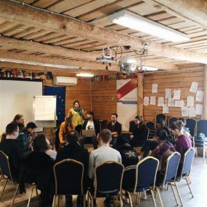 """Norisinājušās apmācības jaunatnes darbā iesaistītajiem """"Youth worker training: Nordic approach"""""""