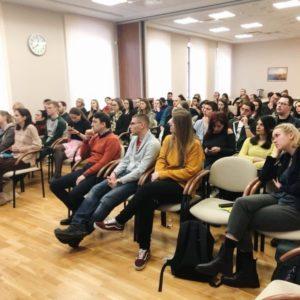 CMC piedalās starptautiskā konferencē par jaunatnes darbu