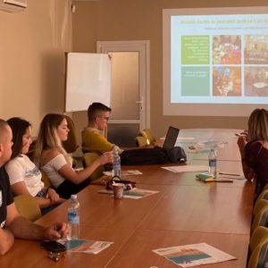 Jaunatnes darbiniekiem pilnveidotas zināšanas par mobilo darbu ar jaunatni