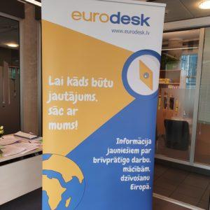 """""""Creative Minds For Culture"""" apstiprināta par Eiropas jaunatnes informācijas tīkla Eurodesk reģionālo koordinatoru Pierīgā"""