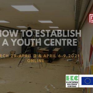 Izsludināta pieteikšanās starptautiskām mācībām par jauniešu centru izveidošanu