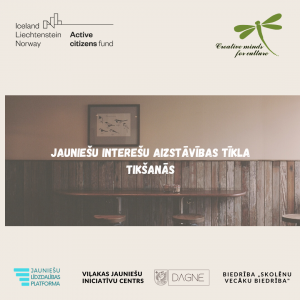 AIF JLP Jauniešu interešu aizstāvības un sadarbības tīkla attīstība